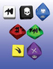 Warhammer FRP Dice Accessory Pack
