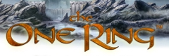 The One Ring - Roleplaying in Middle Earth