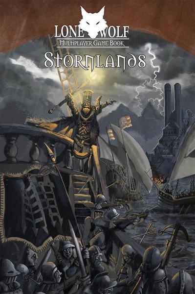 Stormlands I - Lone Wolf