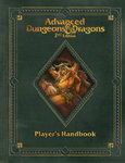 AD&D 2nd Edition Premium Players Handbook