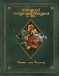 AD&D 2nd Edition Premium Monstrous Manual