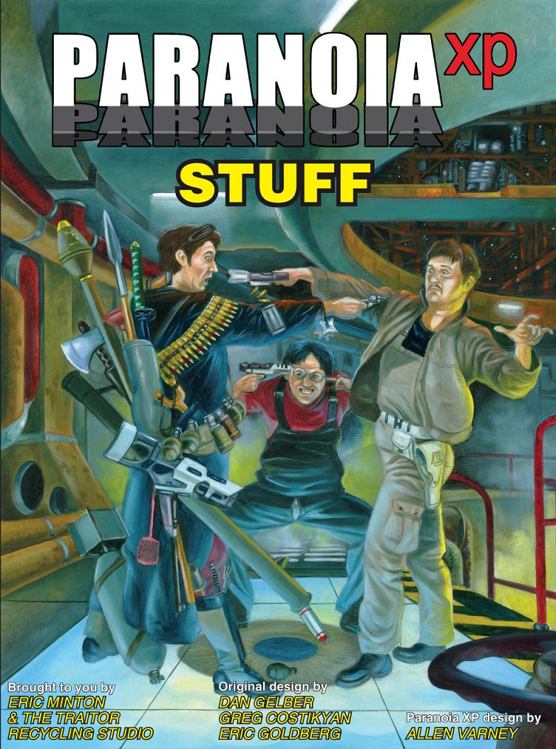 paranoia stuff   r amp d gadgets   sph renmeisters spiele