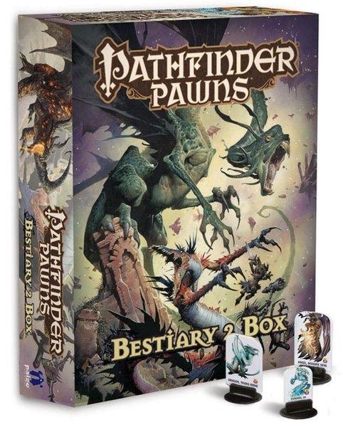 Pathfinder Bestiary 2 Box Sphärenmeisters Spiele