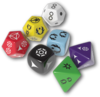 Star Wars - Edge of the Empire Roleplay Dice