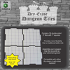 5 inch Dungeon Tiles - Pack of 36