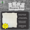 10 inch Dungeon Tiles - Pack of 9