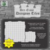 Dungeon Tiles Kombi-Pack - 21 Stück