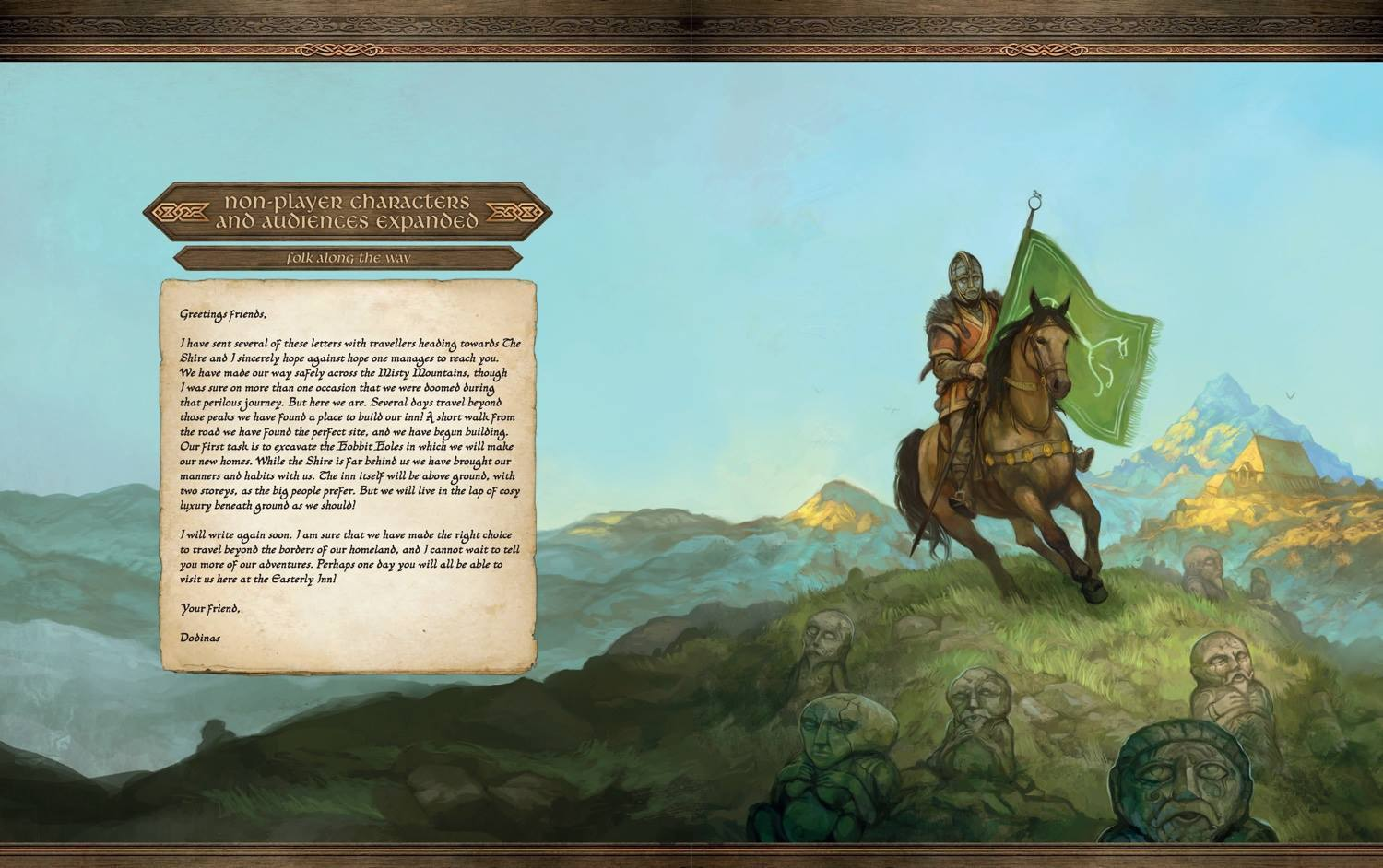 Adventures In Middle Earth Loremaster S Guide Pdf