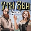 7th Sea Deck of Heroes