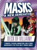 Masks - Deck of Villainy