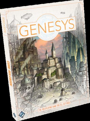 Genesys Core Rulebook - Spheremaster Games