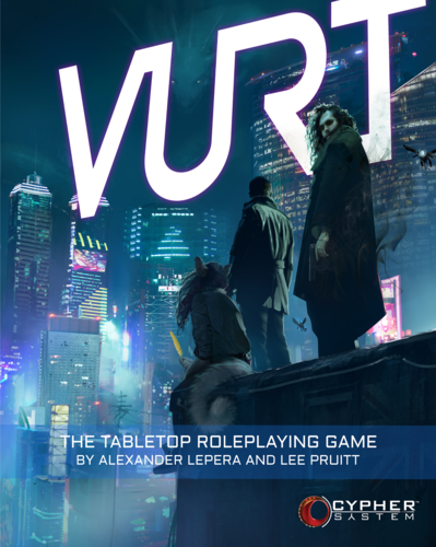 Vurt - The Tabletop Roleplaying Game - Sphärenmeisters Spiele