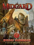 Midgard Heroes Handbook for 5th Edition - B-Ware