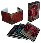 D&D Core Rulebook Gift Set - limited