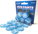 Fate Points Accelerated Blue