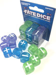 Fate Accelerated Core Dice