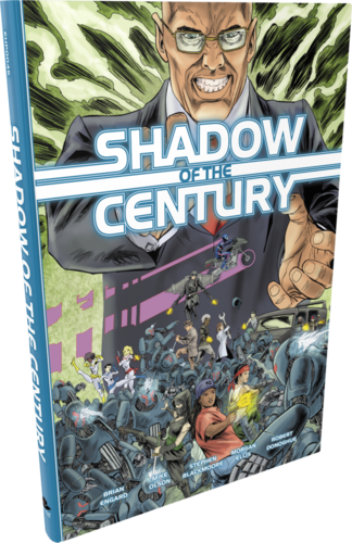 Shadow of the Century + PDF