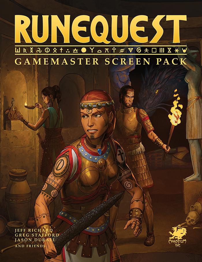 RuneQuest Slipcase Set - Sphärenmeisters Spiele