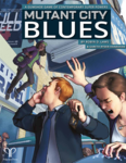 Mutant City Blues Second Edition + PDF
