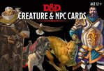 D&D Monster Cards - NPCs & Creatures