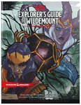 Explorers Guide to Wildemount - D&D