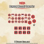 Dungeon Master Token Set - D&D