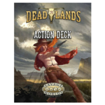 Deadlands - the Weird West Action Deck - Boxed Set